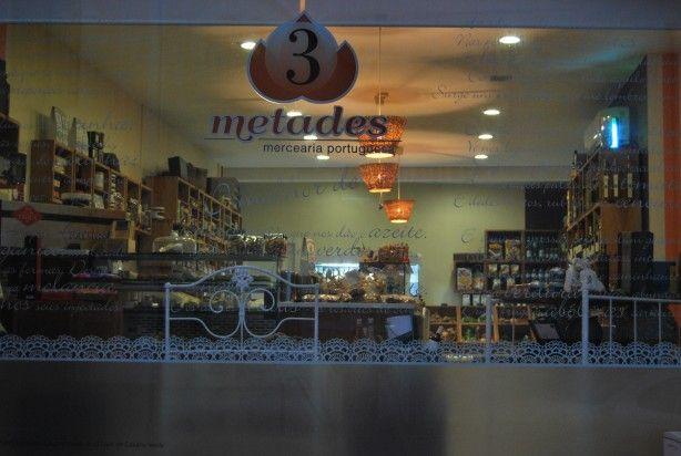 Foto 2 de 3 metades - mercearia portuguesa