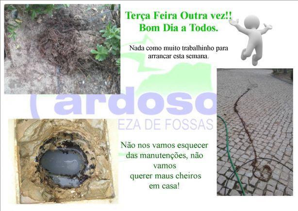 Foto 2 de Cardoso -Desentupimentos Esgotos