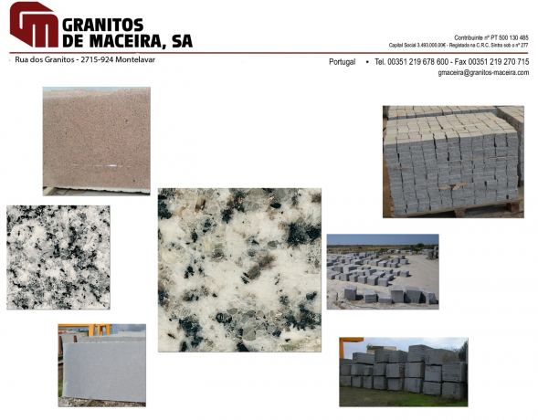 Foto 2 de Granitos de Maceira, SA
