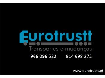 Foto 1 de Eurotrustt Removals - Transportes e Mudanças