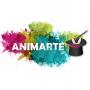 Logo Animarte - Animação de Eventos