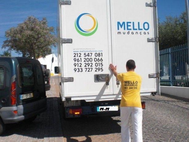 Foto 2 de Mello - Transportes e Mudanças