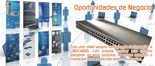 Foto 10 de Libócabos - Cabos, Acessórios e Equipamento para Informática, Lda