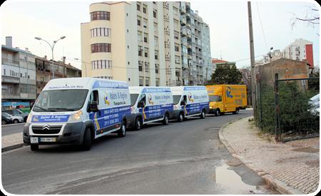 Foto 2 de Raízes & Regiões- Transportes, Lda