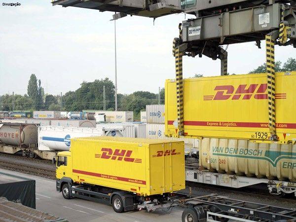 Foto de DHL Express, Leiria