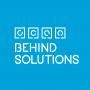 Logo Behind Solutions - Consultoria, Formação e Desenvolvimento, Lda.