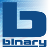 Logo Binary - Informática