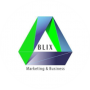 Logo Blix, Marketing & Business