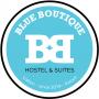 Logo Blue Boutique - Hostel & Suites
