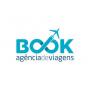 Logo Book - Agência de Viagens