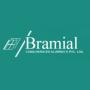 Logo Bramial - Caixilharia em Alumínio e PVC, Lda