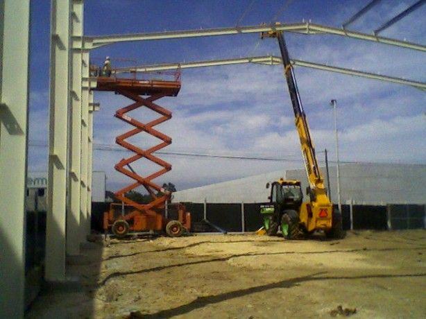 Foto 15 de Construções Estruturas Metálicas MP