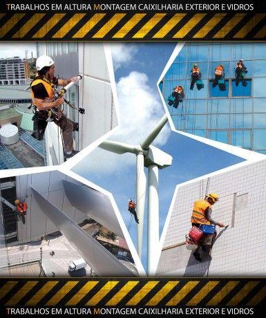 Foto 1 de Workalpindustry.lda Trabalhos Verticais