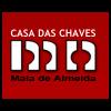 Logo Casa das Chaves Maia de Almeida