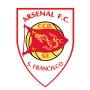 Logo CCD Arsenal FC da Covilha
