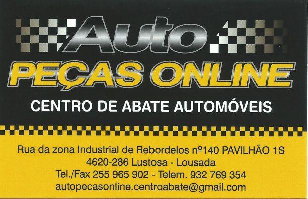 Foto 1 de Auto Peças Online (Amílcar Gomes, Unipessoal, Lda) - Centro de Abate Automóvel