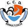 Logo Centro Cultural Desportivo Renault Cacia