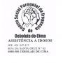 Logo Centro Social Paroquial Freguesia Cebolais de Cima