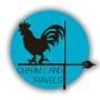 Logo Charmland Travels - Turismo, Lda