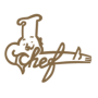 Logo Chef Comida Pronta, S. Domingos