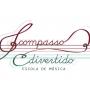 Logo Escola de Música Compasso Divertido