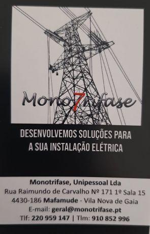 Foto 2 de Monotrifase, Unipessoal Lda