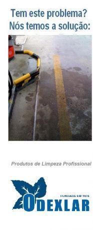 Foto 2 de Odexlar - Fabrico e Venda de Produtos de Higiene e Limpeza domestica, Lda