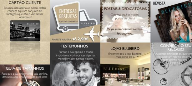 Foto de Bluebird, Arrábida Shopping