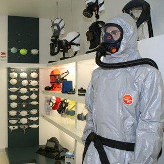 Foto 2 de Sintimex - Comercialização de Equipamentos de Segurança no Trabalho, Lda