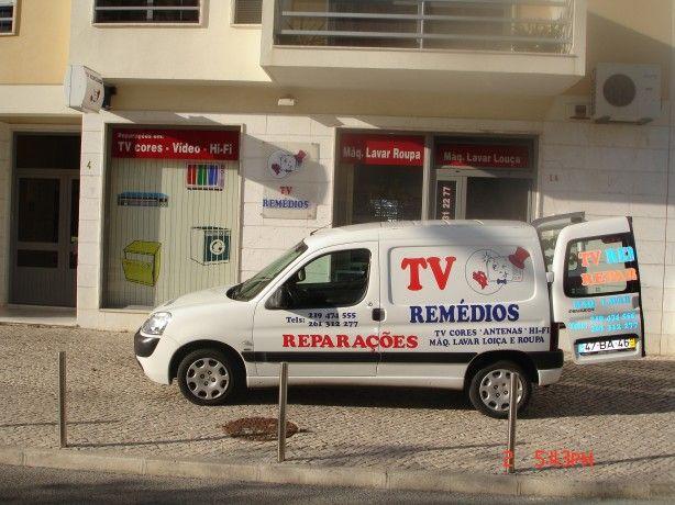 Foto 2 de TV REMÉDIOS REPARAÇÕES, Torres Vedras