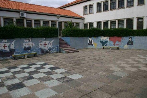 Foto 3 de Escola Secundária de Figueira de Castelo Rodrigo