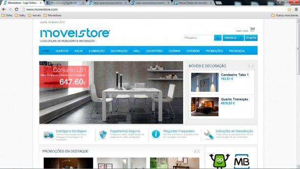 Foto 1 de moveistore.com