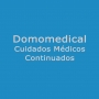 Logo Domomedical, Cuidados Médicos Continuados, Lda