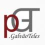 Logo P Galvão Teles - Solicitador