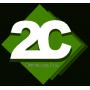 Logo 2C Associadas - Prestação de Serviços a Empresas, Lda.