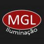 Logo MGL Iluminação, Maia