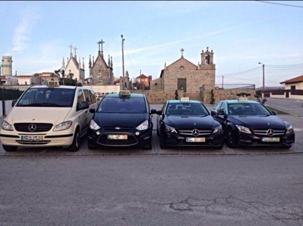 Foto 1 de Leão & Henrique, Paços de Ferreira - Táxis
