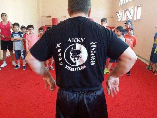 Foto de Associação de Kenpo e Kajukenbo de Viseu - Akkv