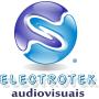Logo Electrotek Aluguer Audiovisuais