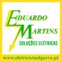 Logo Eduardo Martins - Soluções Elétricas