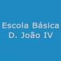 Logo Escola Básica D. João IV