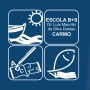 Logo Escola Básica e Secundária Dr Luís Maurílio da Silva Dantas