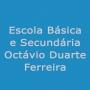 Logo Escola Básica e Secundária Octávio Duarte Ferreira