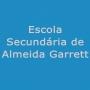 Logo Escola Secundária de Almeida Garrett