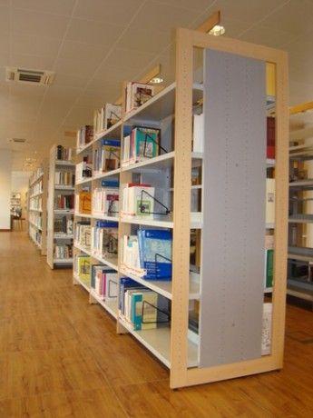 Foto 1 de ATEFLA - Mobiliario para Bibliotecas, Escritório e Arquivos