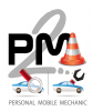 Logo P2M- Personal Mobile Mechanic