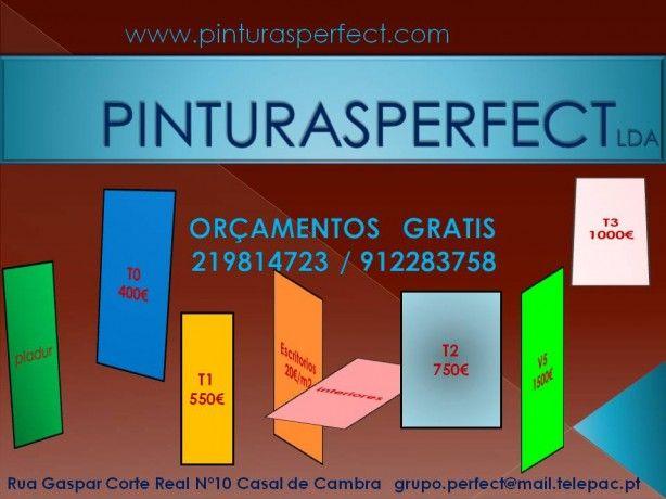 Foto de Pinturas de Interiores (Promoções)-Pinturasperfect