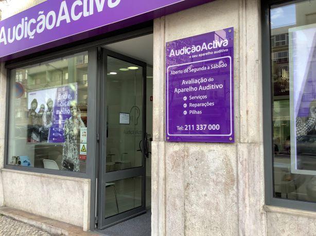 Foto 1 de AudiçãoActiva Lisboa - O seu aparelho auditivo