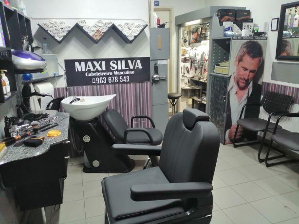 Foto 2 de Maxi Silva - Cabeleireiro Masculino & Afiações
