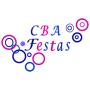 Logo CBA Festas - Organização de Eventos